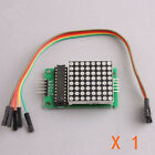 Neu MAX7219 Dot LED-Matrix-Modul MCU Steuerung LED Display Modul für Arduino