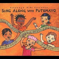 Putumayo Kids Presents: Sing Along With Putumayo by Various Artists