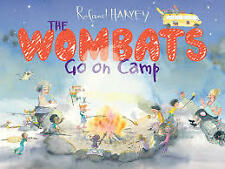 New - The Wombats Go On Camp by Roland Harvey