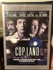 Cop Land (DVD, 2004, Collector's Edition) RARE ALL STAR CAST