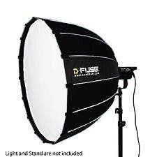 "D-fuse 35"" / 90mm Para Softbox: Inner & Outer Diffusion Parabolic Umbrella"