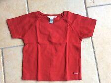 T-Shirt H&M Shirt rot Mädchen Größe 98 kurzarm