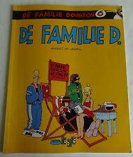 DE FAMILIE DOORZON 6 De familie D. (3e druk 1989)