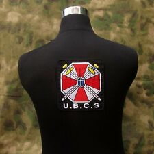 Resident Evil Umbrella Corporation UBCS Big Back Of The Body Patch B3171