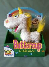Toy story collection buttercup la peluche licorne thinkway neuf extrêmement rare!