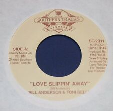 Bill Anderson Love Slippin Away b/w Southern Fri 45 From Co Vault Unopened Box *