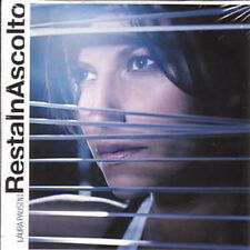 ★☆★ CD Single Laura PAUSINI Restaln Ascolto 2-Track CARD SLEEVE NEW SEALED  ★☆★