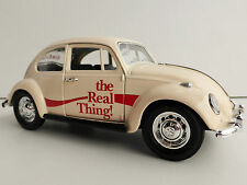 COCA COLA VW KÄFER 1/24 Motorcity Classics 440047 COKE Beetle Volkswagen REAL TH