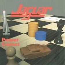 FREE US SHIP. on ANY 2 CDs! NEW CD Jaguar: Power Games Original recording remast