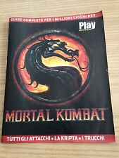 GUIDA PS3 MORTAL KOMBAT Play Generation