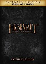 The Hobbit Trilogy DVD, 2015, Extended Edition