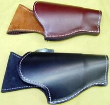 Leather holster for the Taurus Judge revolvers, all barrel lengths
