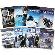 Ice Road Truckers: Complete TV Series Season 1-7 + On and Off the Ice DVD Set(s)