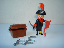 Playmobil 3385 - 1klicky - Pirate Captain / Piratenkapitän - 1978