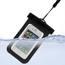 Waterproof Underwater Dry Pouch Bag Case Cover for iPhone 7 6S 6 5S 5 Samsung S4