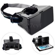 Universal 3D Virtual Reality VR Video Glasses For iPhone 6 6S 5S for Samsung S7