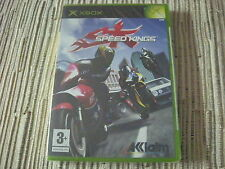 X-BOX XBOX SPEED KINGS NUEVO Y PRECINTADO