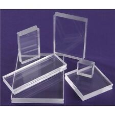 Darice See Clear Rubber Stamp Block - 294118