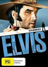 Charro! - DVD Movie - Elvis Presley Ina Balin Victor French - Western - as NEW