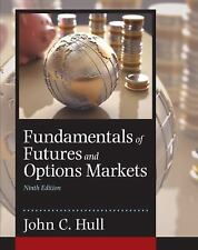 Fundamentals of Futures and Options Markets by John C. Hull -9E (TEXTBOOK ONLY)