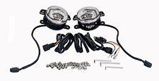 JK Fog LED Lights OZ-USA® for 2007-2015 Jeep Wrangler JK 2 door and JKU 4 door m