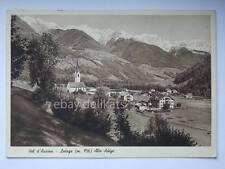LUTAGO Val d' Aurina Alto Adige Dolomiti Bolzano vecchia cartolina