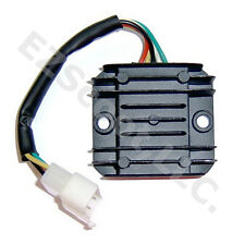 OEM VOLTAGE REGULATOR/ RECTIFIER 12V 5 PIN 50-150cc GY6 4STROKE SCOOTER JONWAY