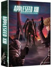 Appleseed XIII: The Complete Se (2013, Blu-ray NIEUW) BLU-RAY/Lmtd ED.4 DISC SET
