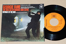 "GEORGIE FAME -The Ballad Of Bonnie And Clyde- 7"" 45  nm"