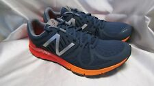 MEN`S NEW BALANCE RUNNING ATHLETIC SNEAKERS SIZE 11.5 M NEW #MRUSHYR NAVY/ORNG