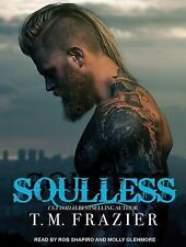 King: Soulless 4 by T. M. Frazier (2016, MP3 CD, Unabridged)