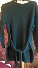 BNWT LADIES WOOL TUNIC JUMPER WITH CASHMERE SIZE 24 (M&S) (RRP £39.50)