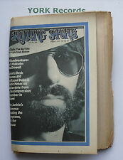 ROLLING STONE MAGAZINE - Issue 140 August 2nd 1973 - Malcolm McDowell /Watergate