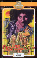 Women In Cages  (Hardbox Cover C) DVD Pam Grier Roger Corman Subkultur WIP