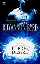 Edge of Desire (Primal Instinct), Byrd, Rhyannon, Good Book