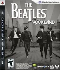 The Beatles: Rock Band - Playstation 3 Game