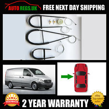 Mercedes Vito Vanio NSF Front Left Electric Window Regulator Repair Kit New