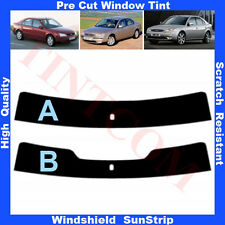 Pre Cut Window Tint Sunstrip for Ford Mondeo 5 Doors Hatch 2000-2007 Any Shade