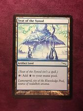 Seat of the Synod - Mirrodin  VO  MTG PLAYED (see scan)