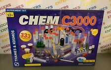 Thames & Kosmos Chem C3000 Chemistry Experiment Set NEW & Sealed