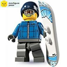 Lego 8805 Collectible Minifigure Series 5: No 16 - Snowboarder Guy - New