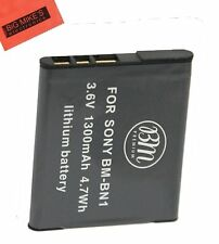 BM NP-BN1 Battery for Sony CyberShot DSC-W560,W570,W610,W620,W650,W690,W710,W730