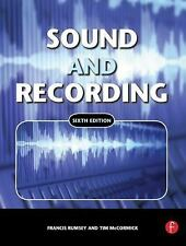 Sound and Recording, Sixth Edition