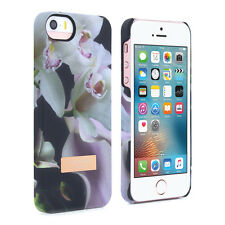 TED Baker UFFICIALE ss16 etereo Posie Donna Nero iPhone Cover Posteriore Case se