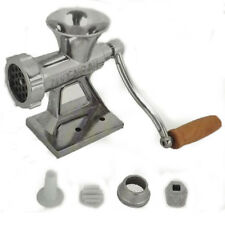 Portable Manual Hand Meat Grinder Mincer Mini Sausage Machine Aluminium Alloy