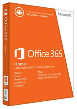 Microsoft Office 365 Home for Win/Mac