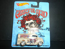 Hot Wheels Diary Delivery Greatful Dead 1/64 X8303-956R