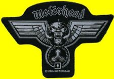 "Motörhead ""Hammered"" forma logo patch 600807 #"