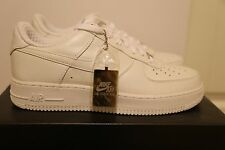 Nike Air Force One PREMIUM Sz 9 White 2007 1 AF1 LOW