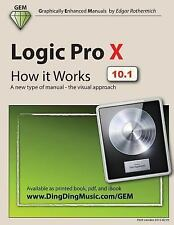 Logic Pro X - How it Works: A new type of manual - the visual approach, Rothermi